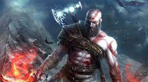 Wallpaper 4k Kratos God Of War Kratos ...