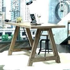 sawhorse table legs sawhorse table legs desk glass top metal saw horse intriguing sawhorse desk by sawhorse table legs