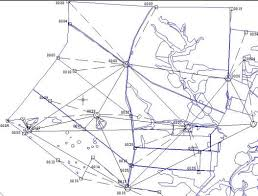 Курсовая работа на тему Использование геоинформационных систем   работы по созданию непосредственно сети съемочного обоснования Сеть создавалась методом центральных фигур центрами служили пункты опорной сети