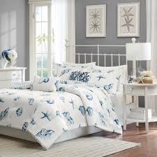 Nautical Bedroom Curtains Bedroom Nautical Comforters Full Size Comforter Set Harbor