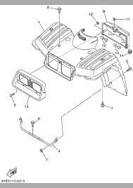Yamaha bear tracker parts diagram on 2003 mazda b4000 parts diagram