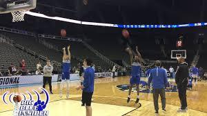 Kentucky basketball open practice pre ...