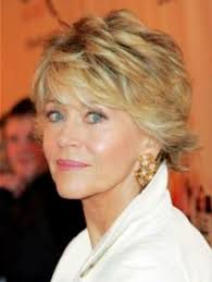short curly haircuts for older women 2017