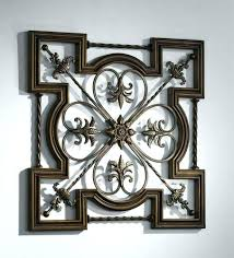 >20 best collection of tuscan wrought iron wall art featured photo of tuscan wrought iron wall art