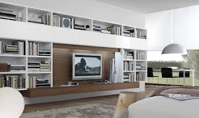 Small Picture Modern and Functional Wall Unit Design for Home Interior Furniture