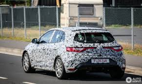 2018 renault megane rs trophy. contemporary megane 9 i renault megane rs trophy 2018 on renault megane rs trophy a