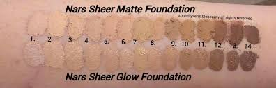 Nars All Foundation Fiji Light 5