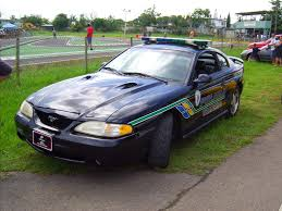 Ford Mustang SVT COBRA Cop Car by Mister-Lou on DeviantArt