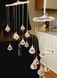 image of miniature chandelier ornament