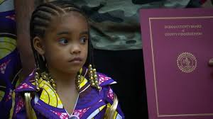 Ava Lewis: Durham 3-year-old with lemonade business awarded for service -  ABC11 Raleigh-Durham