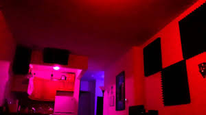 How To Make Hue Lights Color Loop Philips Hue Color Loop Lampshade App Youtube