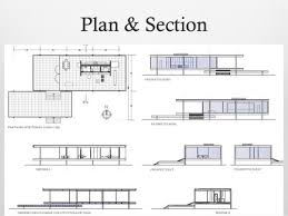 12. Plan & Section; 13. Structure  Farnsworth House ...