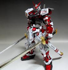 1 60 pg gundam astray red frame a