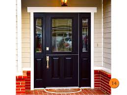 Single French Door Exterior Home Depot exterior doors at the home