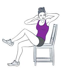 desk chair core exercises 9 exercises you can do while sitting down desk chair abdominal exercises