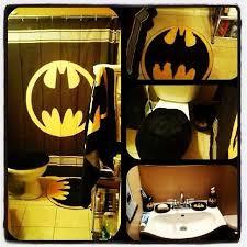 Batman Bathroom Decor For Kidsoffice And Bedroom