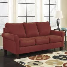 Full Sofa Sleeper Sale Ashley Signature Design Zeth Crimson 78 Full Sofa Sleeper