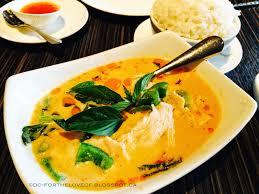 Thai Kitchen Yellow Curry Khao San Thai Kitchen Calgary For The Love Of