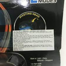 Đèn đội đầu Energizer Vision Head Light (3Pin AAA) - Đèn pin