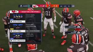Cleveland Browns Vs Chiefs Madden 21 ...