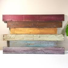 hanging wood pallet wall decor art
