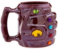Marvel Disney Thanos Infinity Gauntlet Mug Avengers ... - Amazon.com