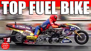 world s fastest top fuel motorcycle drag racing larry spiderman