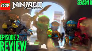 "Ninjago Season 11, Episode 2 ""Questing for Quests"": Analysis & Review -  YouTube"