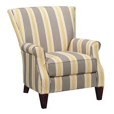 striped lounge chair striped upholstered accent chair furniture and rugs yellow and gray rocking chair cushions striped lounge chair