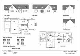 twyford 4 bedroom chalet design