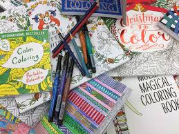 Store Hosts Coloring Book Party For Grown Ups Houston Chronicle