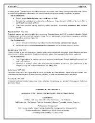 doc salon manager description material handler specialist food handler resume sample material handler job description