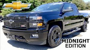 chevrolet trucks 2015 black. Brilliant Black 2015 MIDNIGHT EDITION Silverado 1500 Z71 2LT Review And Overview  Black  Chevrolet YouTube To Chevrolet Trucks L