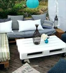 outdoor furniture made from pallets couch with best pallet patio images on decks of m95 pallets