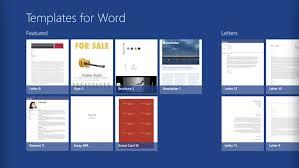 Microsoft Word Teplates Microsoft Office Templates For Word Madinbelgrade