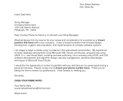 Cover Letter To Unknown Employer Company Name Dear Recipient Example
