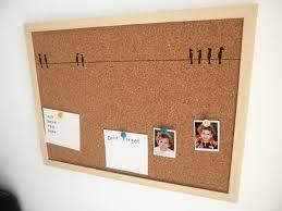 Decorative Memo Cork Board- Birds- Cream hand painted message board,  Bulletin Board.