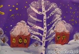 <b>Зимние</b> стихи для детей
