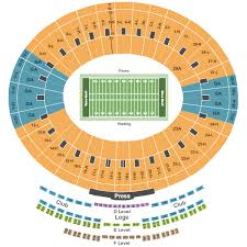 Peach Bowl 2018 Seating Chart 2020 Rose Bowl Ticket Packages