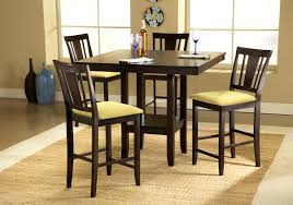 Furniture Scenic Bar Height Square Dining Table For Room Chairs Chair  Table8 White 97 Marvelous 8 ...