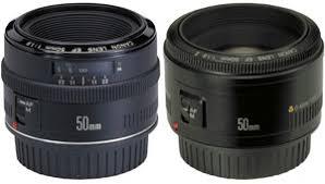 Обзор <b>объектива Canon EF 50mm</b> f/1.8 II и сравнение с Canon EF ...