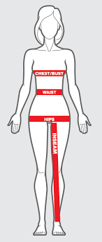 Size Chart For Mens Womens Chef Pants Coats Jackets