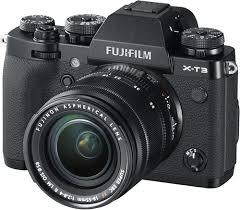 Купить цифровой <b>фотоаппарат Fujifilm X</b>-<b>T3</b> Body Black по ...