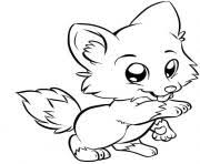 Antony the notorious puppy coloring page: Puppy Coloring Pages To Print Puppy Printable