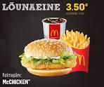 Category: McDonald s - mõtted ja jutud ehk ausalt elust sekka