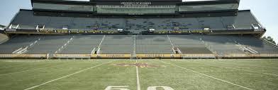 University Of Wyoming Football Stadium Seating Chart University Of Wyoming War Memorial Stadium Expansion