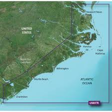 Garmin Bluechart G2 Charts Garmin Bluechart G2 Vision Hd Vus007r Norfolk Charleston Microsd Sd 010 C0708 00 Anchor Express