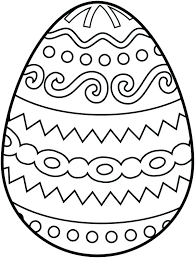 Easter Eggs Coloring Pages Best Of Egg Coloring Page Images Egg