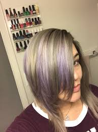 photo of bold hair salon timonium md united states gray hair with
