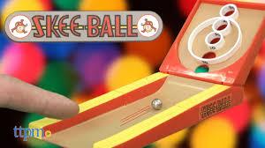 desktop skee ball from bay tek